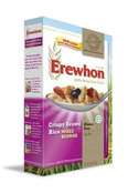 Erewhon Crispy Brown Rice with Mixed Berries Cereal, Case of 6 x 9.5 oz.