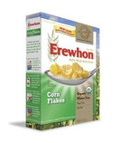 Erewhon Organic Corn Flakes Cereal, Case of 6 x 11 oz.