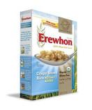 Erewhon Organic Crispy Brown Rice Cereal No Salt Added, Case of 6 x 10 oz.
