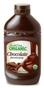 Santa Cruz Organic Chocolate Syrup, 15.5 oz.