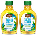 Madhava Organic Agave Nectar Golden Light, 23.5 oz. (Pack of 2)