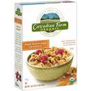 Cascadian Farm Organic Fruit & Nut Granola Granola Cereal, 13.5 oz.