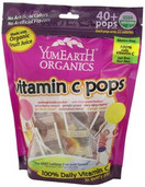 Yummy Earth Organic Vitamin C Lollipops Assorted, 8.5 oz