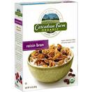 Cascadian Farm Organic Raisin Bran Cereal, 12 oz.
