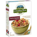 Cascadian Farm Organic Hearty Morning Fiber Cereal, 14.6 oz.