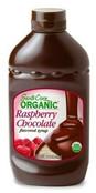 Santa Cruz Organic Raspberry Chocolate Syrup, 15.5 oz.