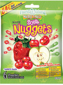 Floridas Natural Healthy Treats Sour Nuggets, 3.6 oz.