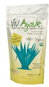 Viv Agave Organic Vanilla Agave Inulin Powder, 7 oz.