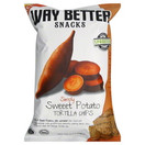 Way Better Snacks Sweet Potato, Case of 12 x 5.5 oz.