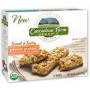 Cascadian Farm Organic Peanut Pretzel Chewy Granola Bars