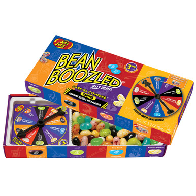 Jelly Belly Beanboozled Jelly Beans Spinner Gift Box