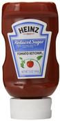 Heinz Reduced Sugar Tomato Ketchup, Case of 12 x 13 oz.