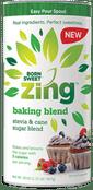 Born Sweet Zing Baking Blend Stevia and Cane Sugar Sweetener, 20 oz.