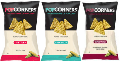 Medora Snacks Popcorners Variety Pack