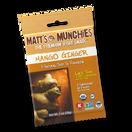 Matt's Munchies Premium Fruit Snack Mango Ginger