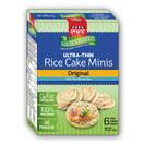 Paskesz Golden Harvest Rice Cake Minis Original