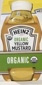 Heinz Organic Yellow Mustard
