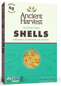 Ancient Harvest Organic Gluten Free Shells Supergrain Pasta, 8 oz.