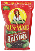 Sun-Maid Natural California Raisins, 36 oz