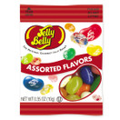 Jelly Belly Jelly Beans Assorted Fun Size Bags, 0.35 oz.