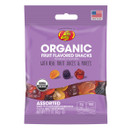 Jelly Belly Organic Fruit Flavored Snacks, 2.12 oz.