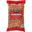 Kirkland Raw Almonds, 3 lbs.