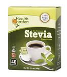 Health Garden All Natural Stevia Sweetener, 40 Packets