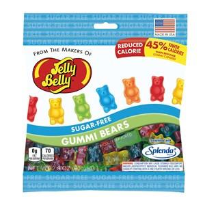 Jelly Belly Sugar Free Jelly Gummi Bears, 2.8 oz.