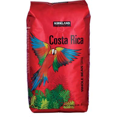 Kirkland Costa Rica Whole Bean Coffee, 48 oz.