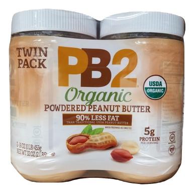 PB2 Organic Powdered Peanut Butter, 32 oz.