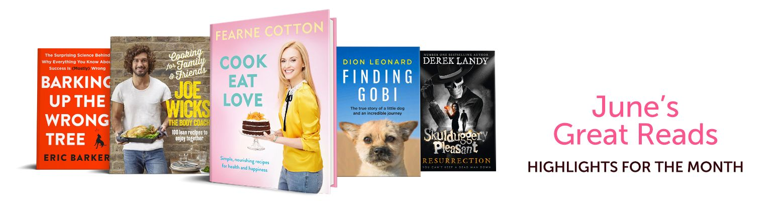 June's Great Reads