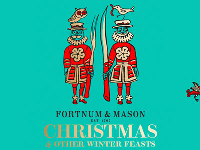 Fortnum & Mason: Christmas & Other Winter Feasts [9780008305017]