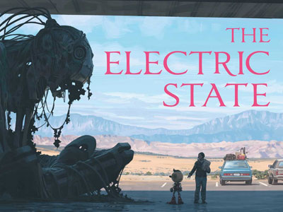 The Electric State [9781471176081]