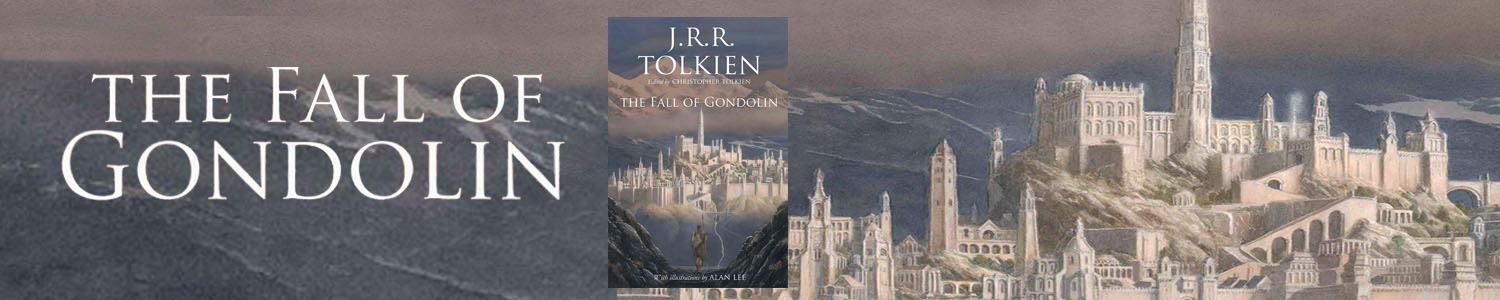 The Fall of Gondolin 9780008302757