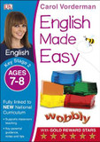 English Made Easy Ages 7-8 Key Stage 2: Ages 7-8, Key stage 2 cover photo