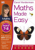Maths Made Easy Ages 7-8 Key Stage 2 Beginner: Ages 7-8, Key Stage 2 beginner cover photo