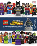 LEGO DC Super Heroes: Character Encyclopedia cover photo