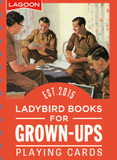 Ladybird Books For Grown-Ups - Playing Cards  [3301]