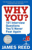 Why You?: 101 Interview Questions You'll Never Fear Again cover photo