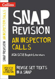Inspector Calls: AQA GCSE English Literature, An cover photo
