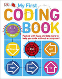 My First Coding Book cover photo