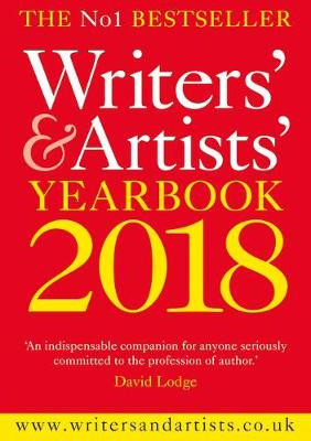 Writers' & Artists' Yearbook 2018 cover photo