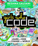 Girls Who Code: Learn to Code and Change the World cover photo
