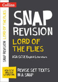 Lord of the Flies: AQA GCSE English Literature Text Guide Text Guide cover photo