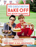 Great British Bake off: Big Book of Baking cover photo