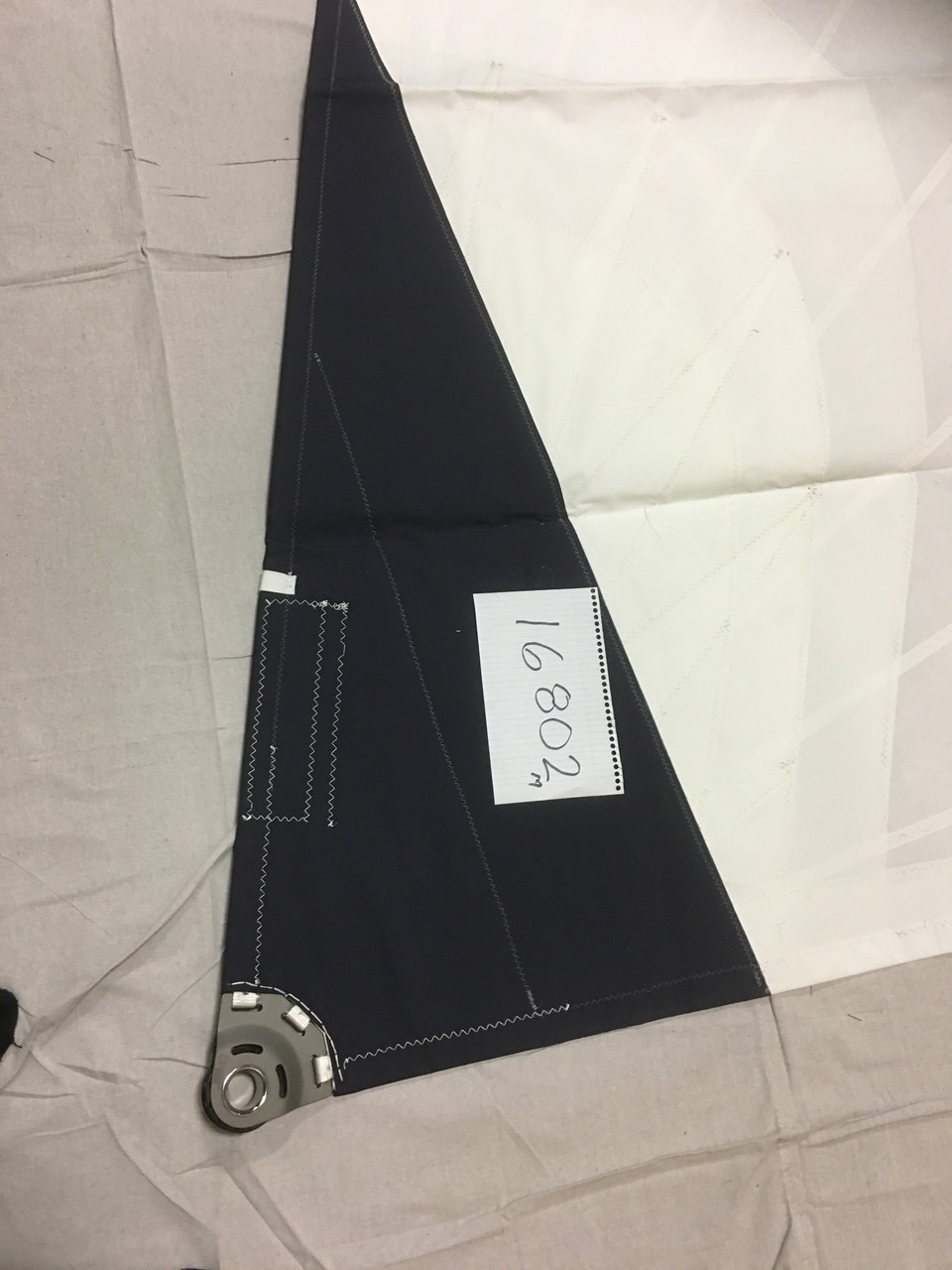 Sold by Precision Sails Used In-Stock Hunter 356 Mainsail Furling (In Mast)