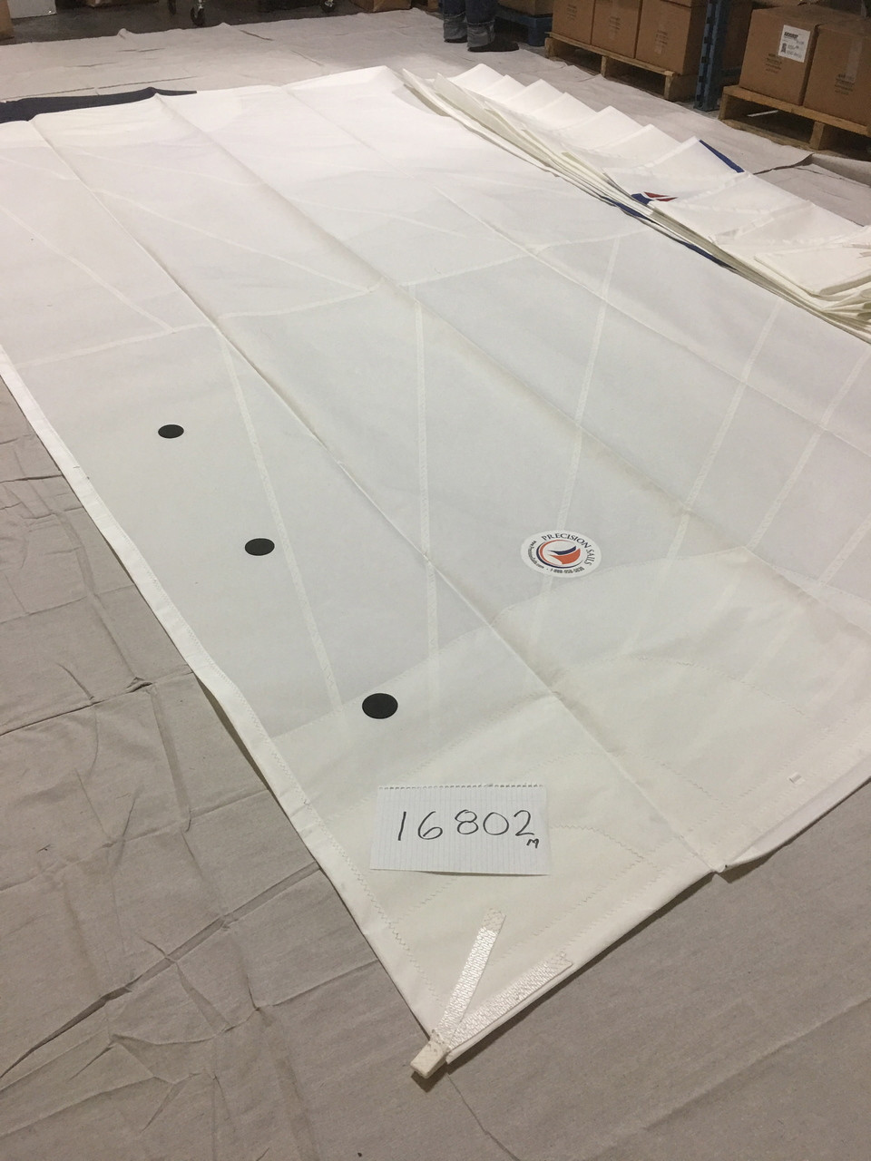 Mainsail Furling (In Mast) Hunter 356 Precision Sails Used In-Stock