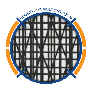 Black X-Tech Radial Laminate (Dimension-Polyant)