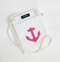 Cross-Body Skipper Bag-ANCHOR