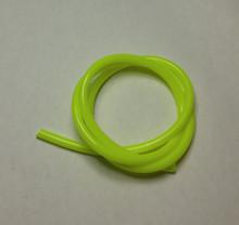 """Neon Yellow Fuel Line 3/16"""" (5mm)"""